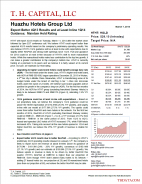 ​Huazhu: Expect Better 4Q13 Results and at Least Inline 1Q14 Guidance; Maintain Hold Rating