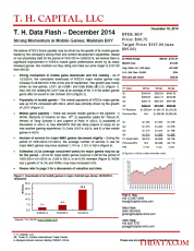 T. H. Data Flash – NetEase, Inc. – December 2014: Strong Momentum in Mobile Games; Maintain BUY