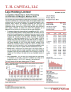 LEJU: Competition Heated Up in 3Q15, Pressuring Growth Rate and Margins; Maintain Hold