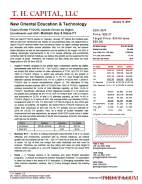 EDU: Expect Better FY2Q16, Upside Driven by Higher Enrollments and ASP; Maintain Buy & Raise PT