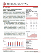 WUBA: Positive On 2Q19, But Macro Negative Is Still Hanging In 3Q19; Maintain BUY