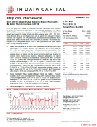 CTRP: Most Of The Negatives Are Baked In; Expect Revenue To Be Better Than Consensus in 3Q19