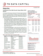 HUYA: Tournaments Drive MAU Growth; Expect Better 3Q19 Results