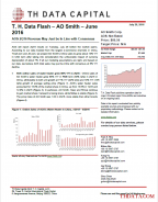 T. H. Data Flash – AO Smith – June 2016: AOS 2Q16 Revenue May Just be In Line with Consensus