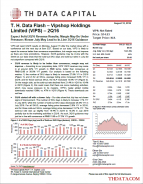 T. H. Data Flash – Vipshop Holdings Limited (VIPS) – 2Q16: Expect Solid 2Q16 Revenue Results; Margin May Be Under Pressure; Slower July May Lead to In-Line 3Q16 Guidance